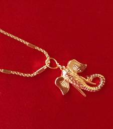 Buy Ganesha Pendant with Chain Necklace online