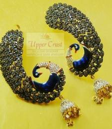 Buy Peacock kanphool Earrings Earring online