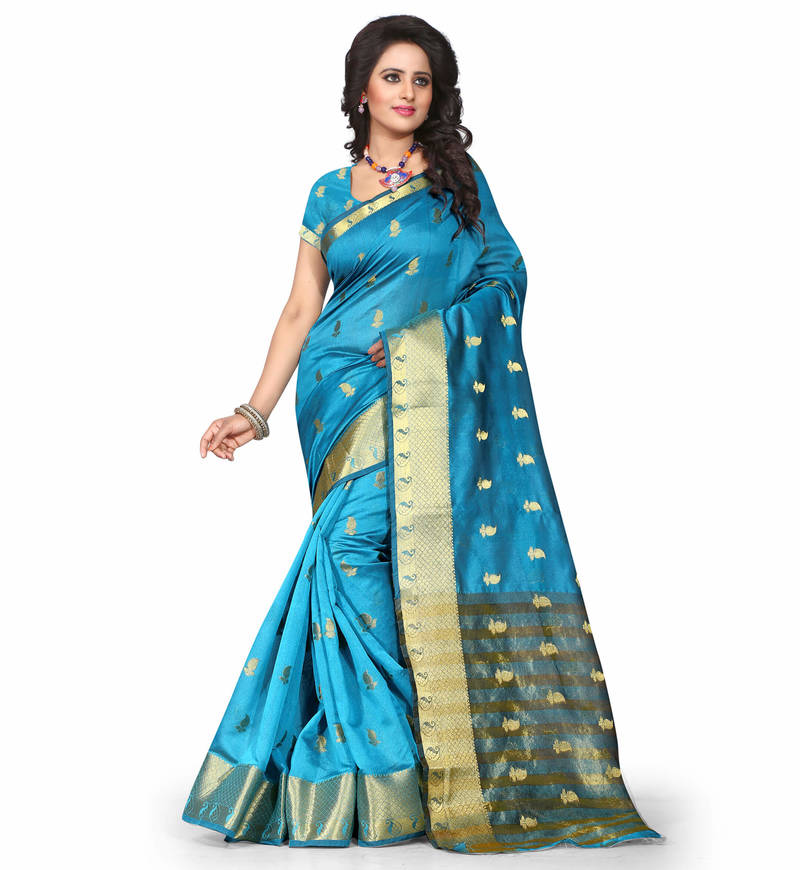 daily wear sarees images of christmas
