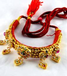 Buy Exclusive kanthi necklace-set online