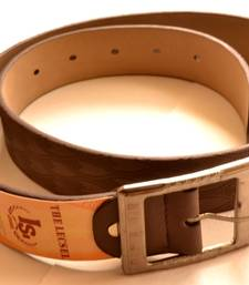 Brown leather gifts for him