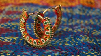 quirky to funky hoops- love