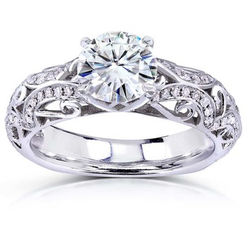 Signity Sterling Silver Minal Ring