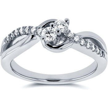 Signity Sterling Silver Swapna Ring