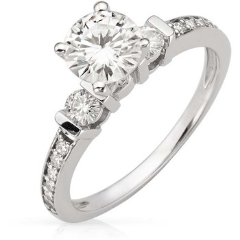 Signity Sterling Silver Ruchika Ring