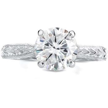 Signity Sterling Silver Sanika Ring