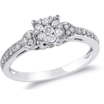 Signity Sterling Silver Prerna Ring