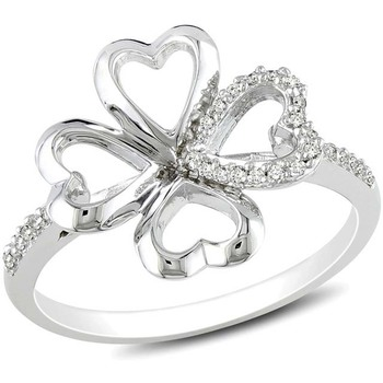 Signity Sterling Silver Apoorva Ring