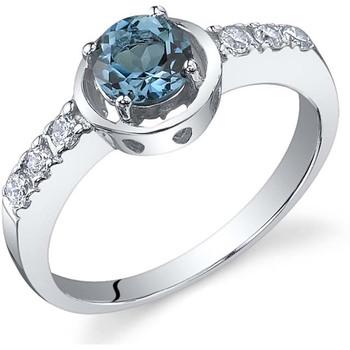 Signity Sterling Silver Ashawini Ring