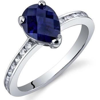 Signity Sterling Silver Supriya Ring
