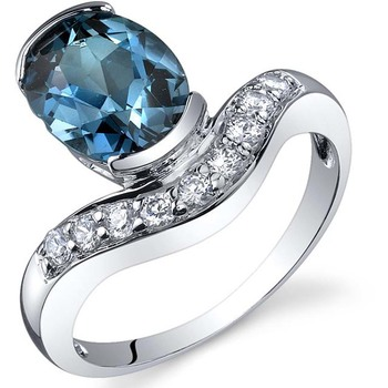 Signity Sterling Silver Kanika Ring