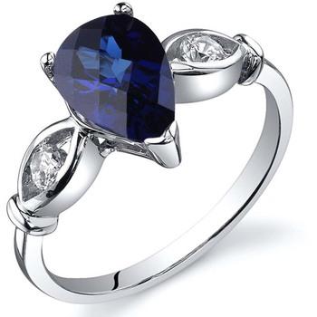 Signity Sterling Silver Rajstana Ring