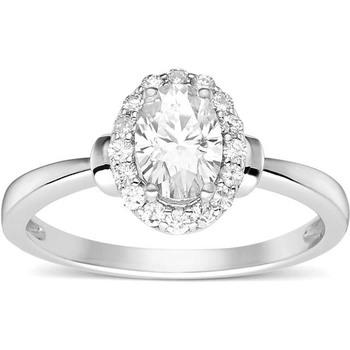 Signity Sterling Silver Priyanka Ring