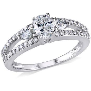 Signity Sterling Silver Akansha Ring