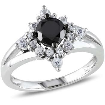 Signity Sterling Silver Sayali Ring