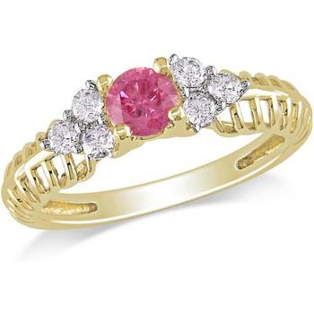 Signity Sterling Silver Jostna Ring