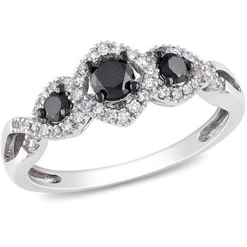 Signity Sterling Silver Payal Ring