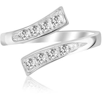 Signity Sterling Silver Sandhya Ring