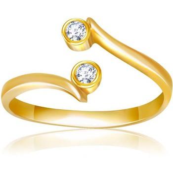 Signity Sterling Silver Kareena Ring