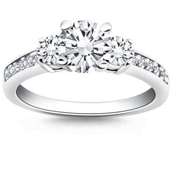Signity Sterling Silver Samiksha Ring