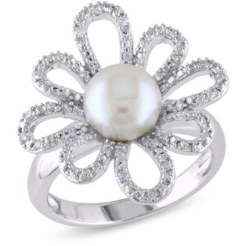 Signity Sterling Silver Nandini Ring