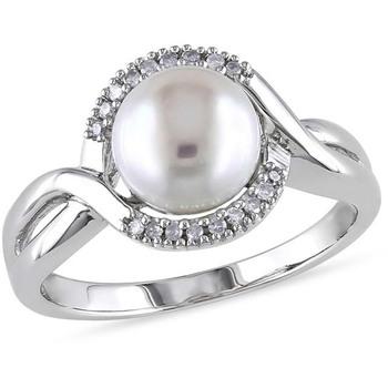 Signity Sterling Silver Anvita Ring