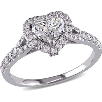 Signity Sterling Silver Devyani Ring