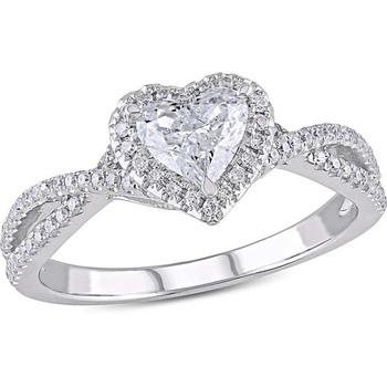 Signity Sterling Silver Divyanka Ring