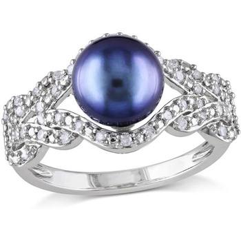 Signity Sterling Silver Shruti Ring