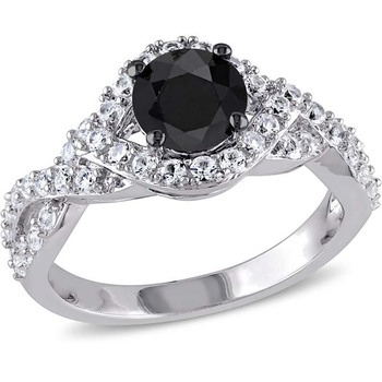 Signity Sterling Silver Prajakta Ring