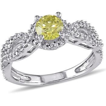 Signity Sterling Silver Priya Ring