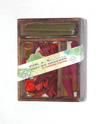Incense Gift Pack - An Aromatherapy Experience