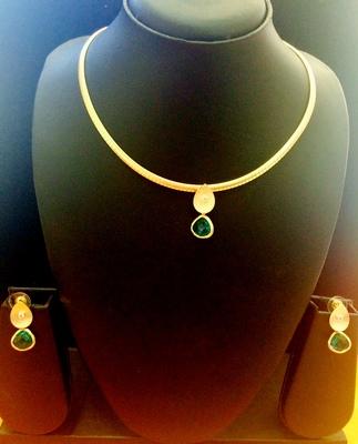 Smart western necklace