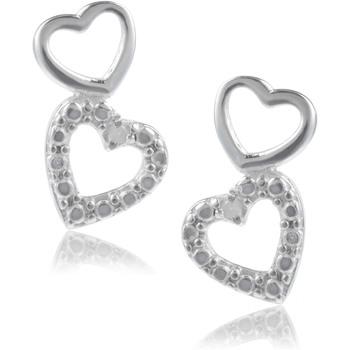 Ag Real Diamond  Pranjal Earring