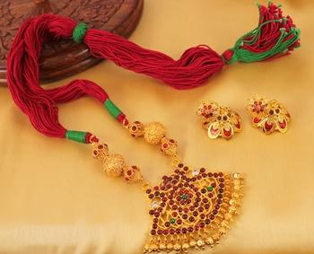 Beautiful Handmade Designer Necklace Set