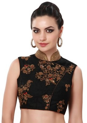 Blouse by kmozi (Black)