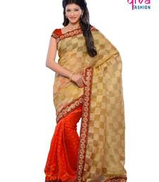 Buy tempting Bollywood style party wear designer saree by DIVA FASHION-Surat katrina-kaif-saree online