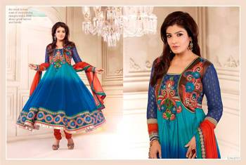 Long Designer Anarkali