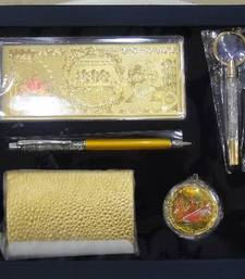 Beau Gold Foil Office Gift Set
