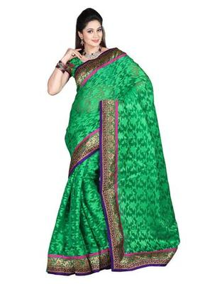 Zoom Fabric nett Saree 2422