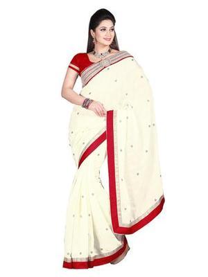 Zoom Fabric bhaglpuri Saree 2423