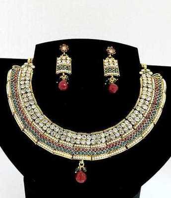 Multi Necklace Set
