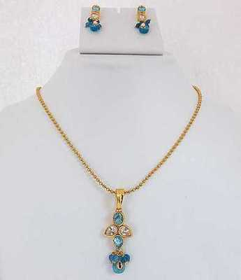 Blue Chain Set