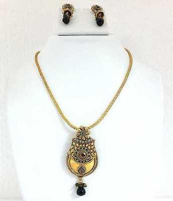 Fancy Antique Necklace Set
