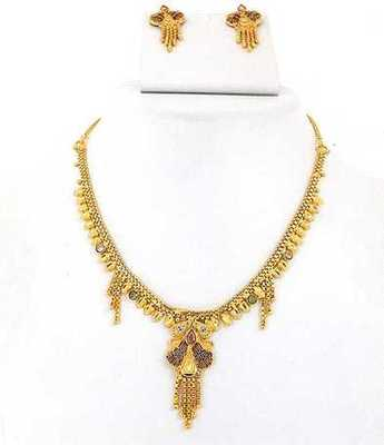 Best Gold Necklace Set