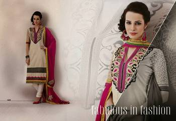 Beautiful Pure Cotton Suit