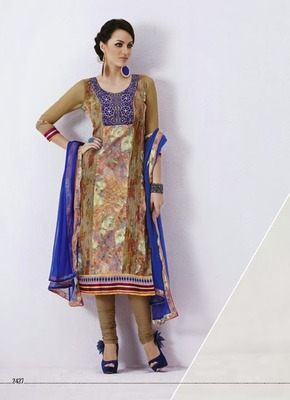 Opulent Pure Cotton Suit