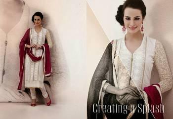 Sublime Pure Cotton Suit