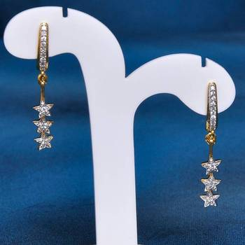 Amazing AD Daimond Earrings