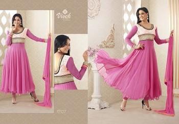 Pretty Shweta Tiwari Anarkali